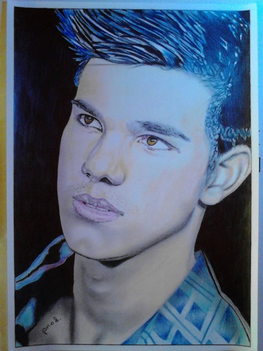 Taylor Lautner par Norbi
